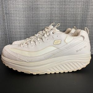 Sketchers Shape Ups Womens 10W Walking Shoes 11800